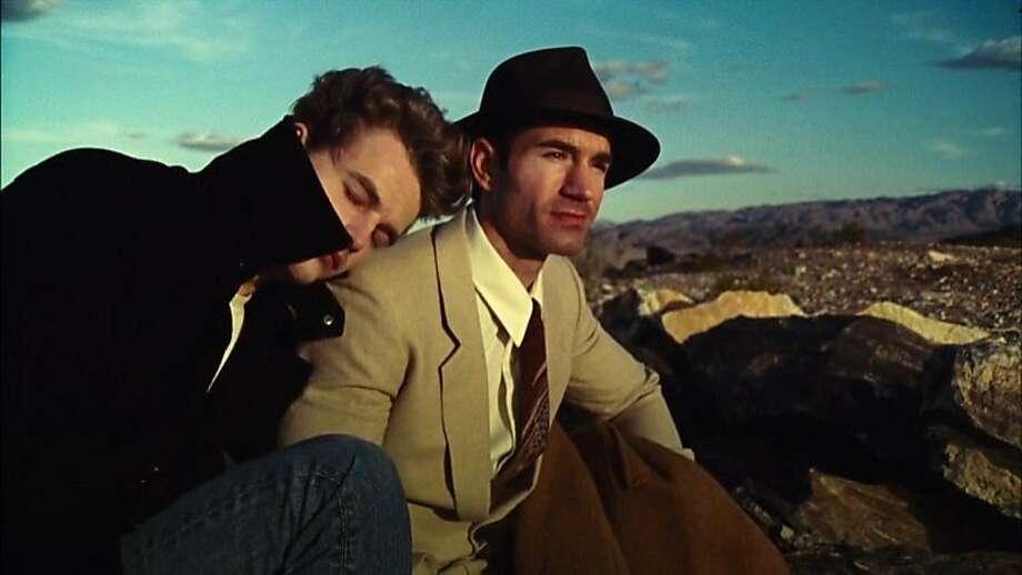 """Part of the 2012 Frameline LGBT film festival: """"Joshua Tree"""" Photo: Frameline"""