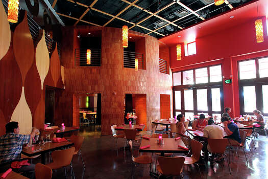 Ácenar, 146 E. Houston St., 210-222-2362, will offer a three-course menu that includes a choice of crab cake or squid salad, choice of rack of lamb, 8-ounce grilled beef tenderloin or pepita-crusted snapper and choice of pecan flan or manzana capirotada. Its regular menu will also be available. acenar.com Photo: Tom Reel, San Antonio Express-News / ©2012 San Antono Express-News