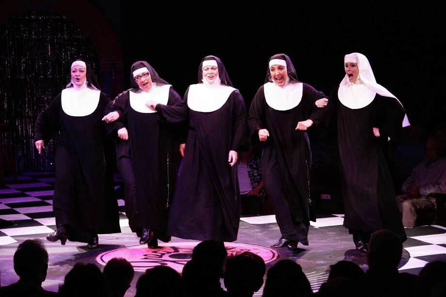 Zany nuns will grace the stage at Columbia County?s Mac-Haydn Theatre as the venue opens its season with ?Nunsense!? this week. (Courtesy Mac-Haydn Theatre) Photo: Unknown