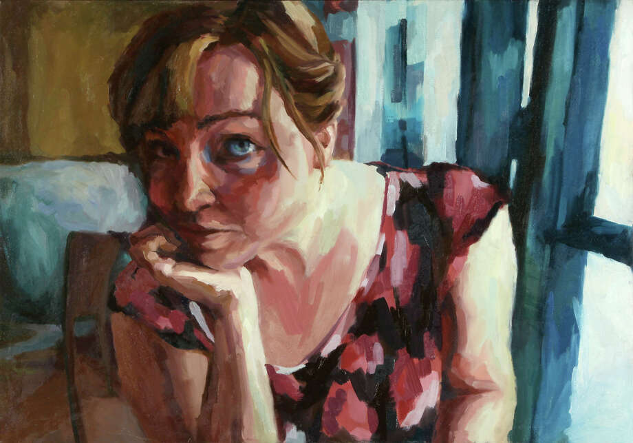 STATE MUSEUM PHOTOS ?ALMOST HOME? by Lauren Mahoney (oil on canvas), is among the works on display in the ?Best of SUNY Student Art Exhibition? at the State Museum in Albany Saturday through Sept. 3.