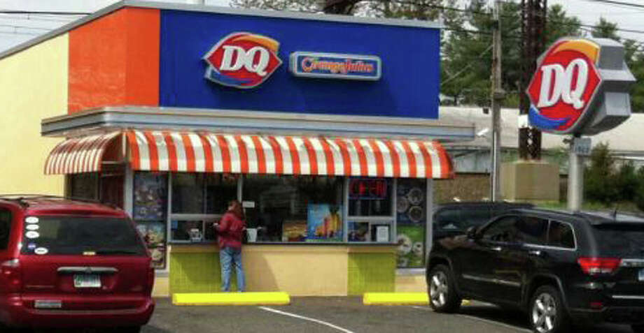 Dairy Queen has been serving frozen treats for more than six decades on Post Road in Fairfield. Photo: File Photo / Fairfield Citizen contributed