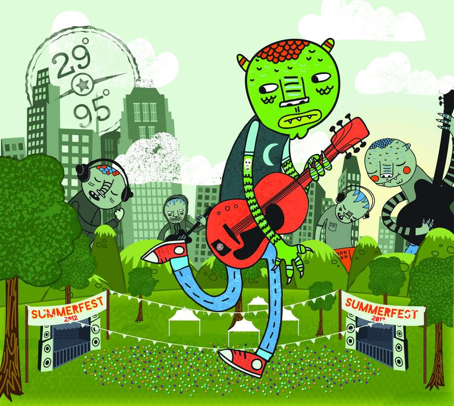 The Free Press Summer Fest is this weekend. Photo: Houston Chronicle