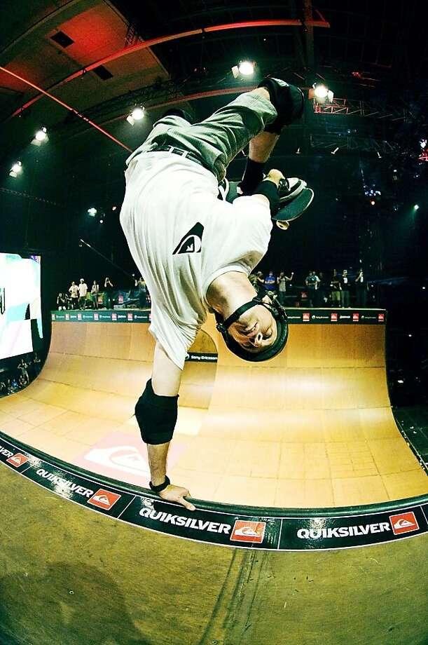 Tony Hawk Photo: 2012 - Courtesy Of Tony Hawk