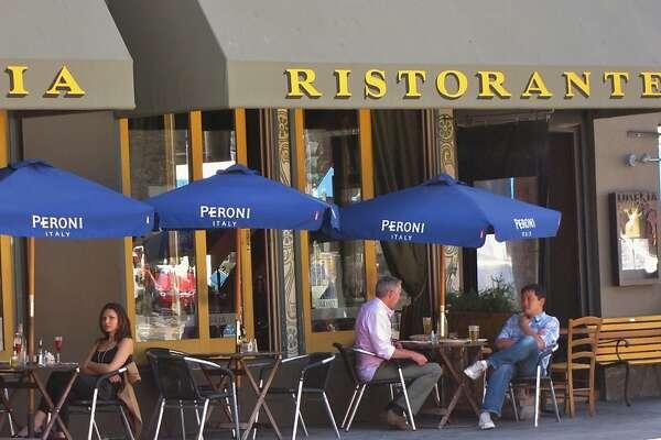 Ristorante Umbria on Second Street, S.F.