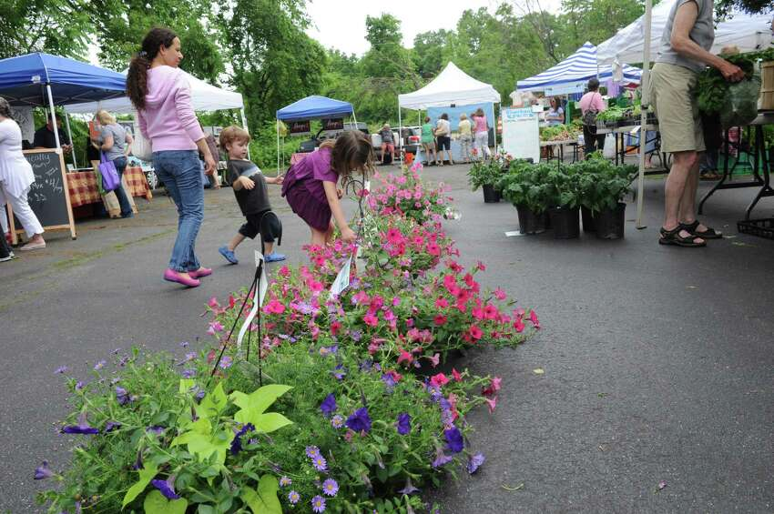 The Old Greenwich Farmer's Market opened Wednesday, May 30, 2012, at the Presbyterian Church of Old Greenwich, 38 W. End Ave. The market will be open from 3 to 6 p.m. every Wednesday rain or shine through mid-November. Check the website for a list of participating farms and vendors and the guest vendor schedule: www.oldgreenwichfarmersmarket.com.