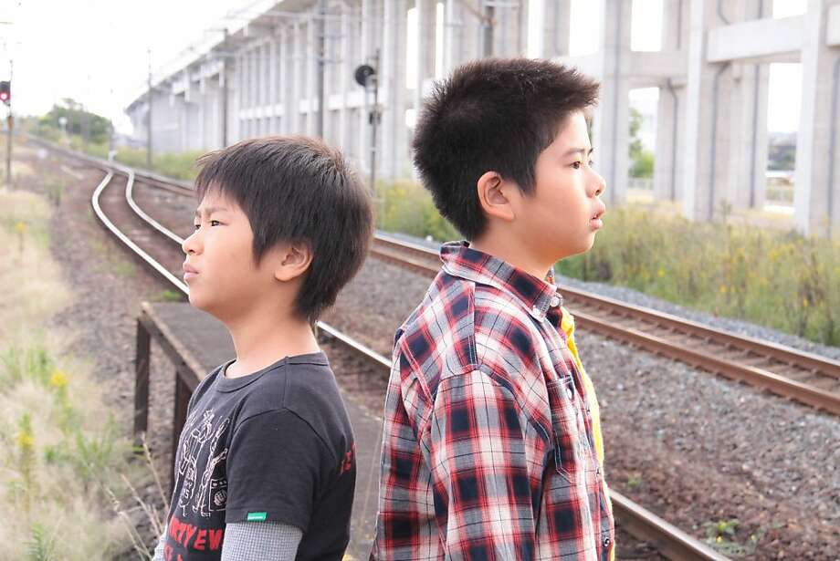 Ohshiro MAEDA and Koki MAEDA in I WISH, a Magnolia Pictures release. Photo: Magnolia Pictures