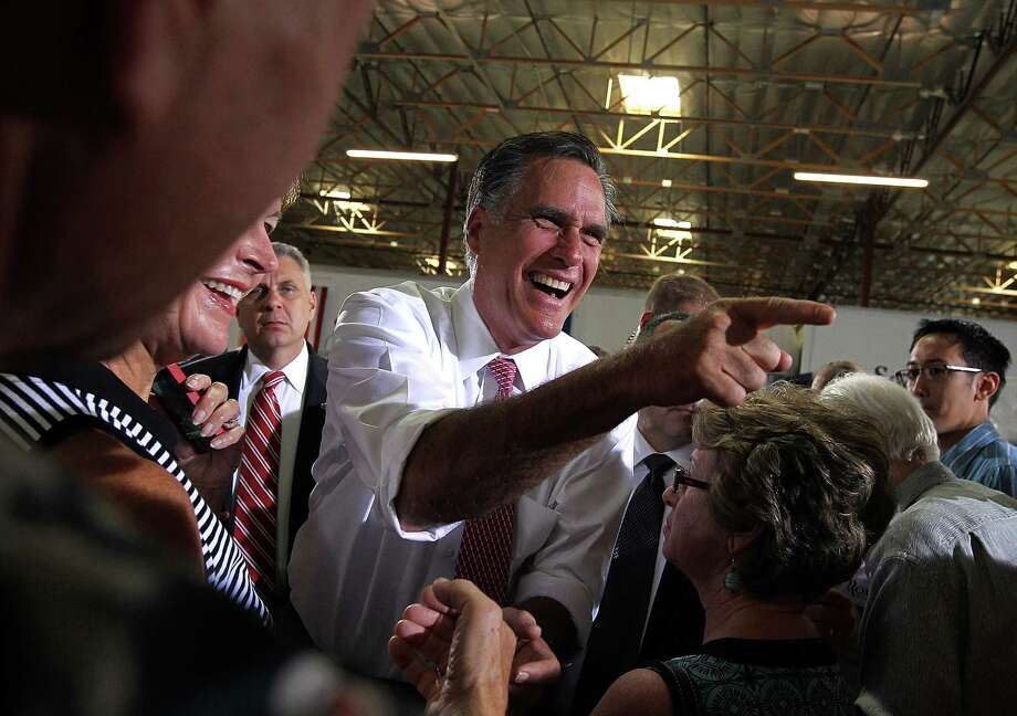 Having secured the GOP nomination, Mitt Romney can turn to criticizing the president, unifying the party, and raising money like at this event in Las Vegas. Photo: Justin Sullivan / 2012 Getty Images