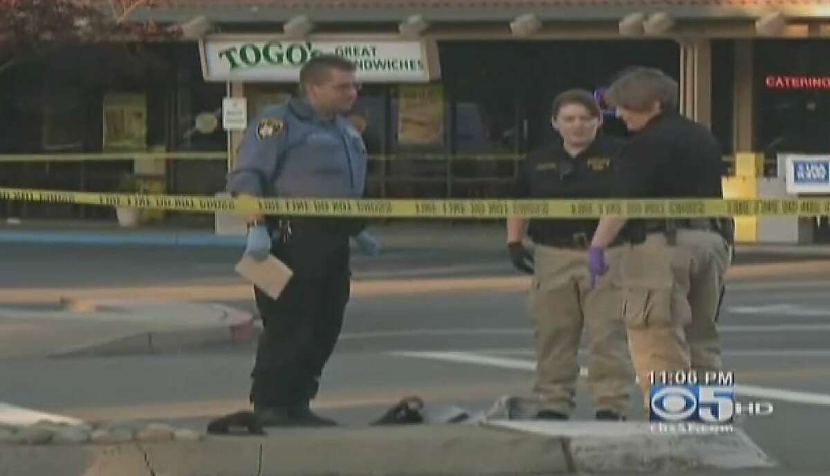 The owner of a San Ramon jewelry store foiled an attempted robbery by several suspects at his store Wednesday afternoon.