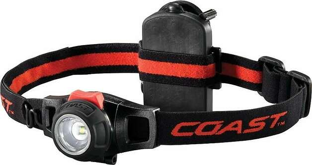 Coast s HL7 Focusing LED Headlamp Photo: Courtesy BareBones WorkWear