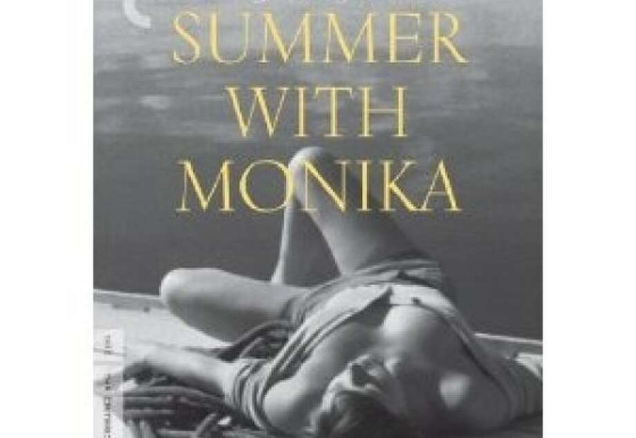 dvd cover SUMMER WITH MONIKA Photo: Criterion Collection