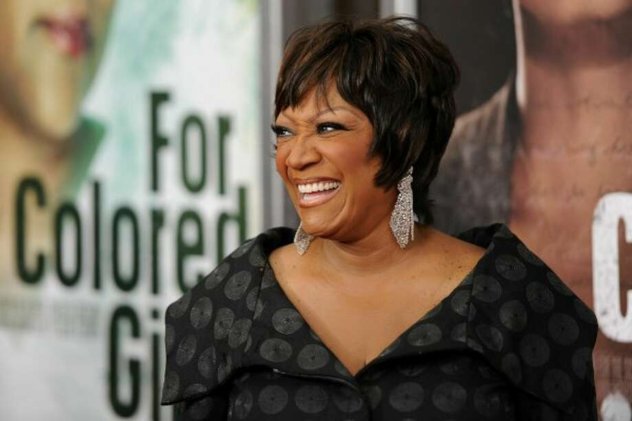 PATTY: Patti LaBelle in 2010 in New York City. She is remembered in Houston for a 2011 incident at Bush Intercontinental Airport in which her body guards got into an altercation with a traveler.  (Stephen Lovekin / Getty Images)