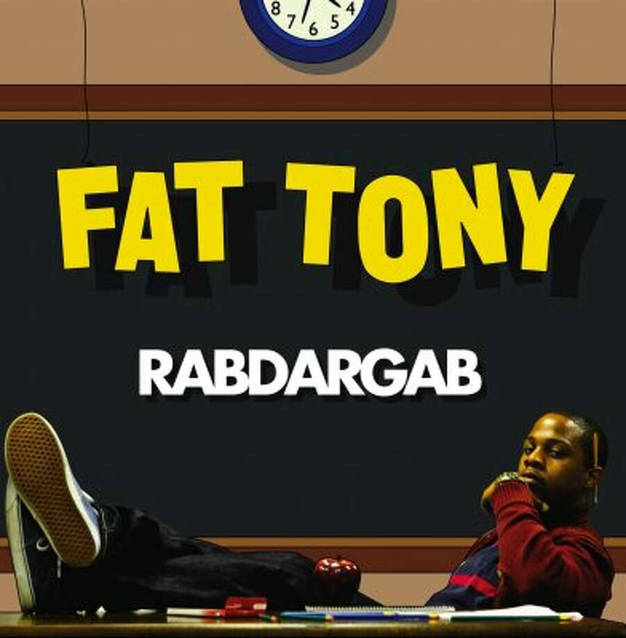 TONY: Anthony Obi, AKA Fat Tony, is a Houston rapper whose debut album RABDARGAB was released in 2010. (Handout)