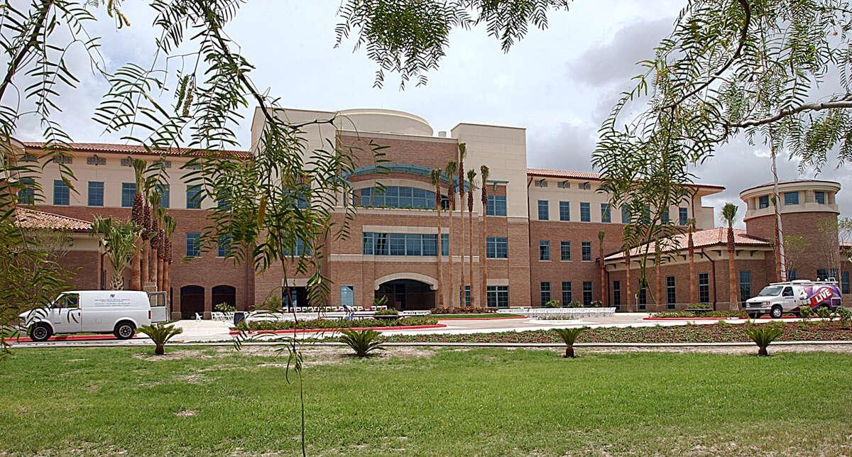 The University of Texas Health Science Center at San Antonio www.uthscsa.edu 210-567-7000