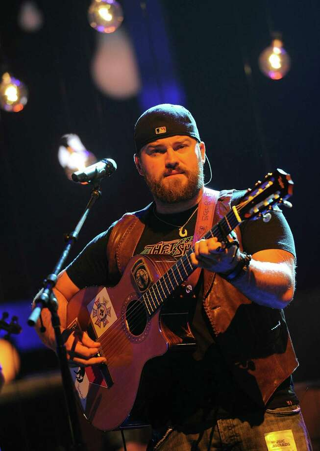 NASHVILLE, TN - JUNE 08:  ***EXCLUSIVE COVERAGE*** Singer/Songwriter Zac Brown of Zac Brown Band performs at 2010 CMT Awards - Rehearsals at Bridgestone Arena on June 8, 2010 in Nashville, Tennessee.  (Photo by Rick Diamond/Getty Images for CMT) Photo: Rick Diamond / 2010 Getty Images