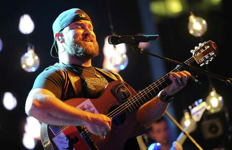 NASHVILLE, TN - JUNE 08:  ***EXCLUSIVE COVERAGE*** Singer/Songwriter Zac Brown of the Zac Brown Band performs at the 2010 CMT Awards rehearsal at Bridgestone Arena on June 8, 2010 in Nashville, Tennessee.  (Photo by Rick Diamond/Getty Images for CMT) Photo: Rick Diamond / 2010 Getty Images