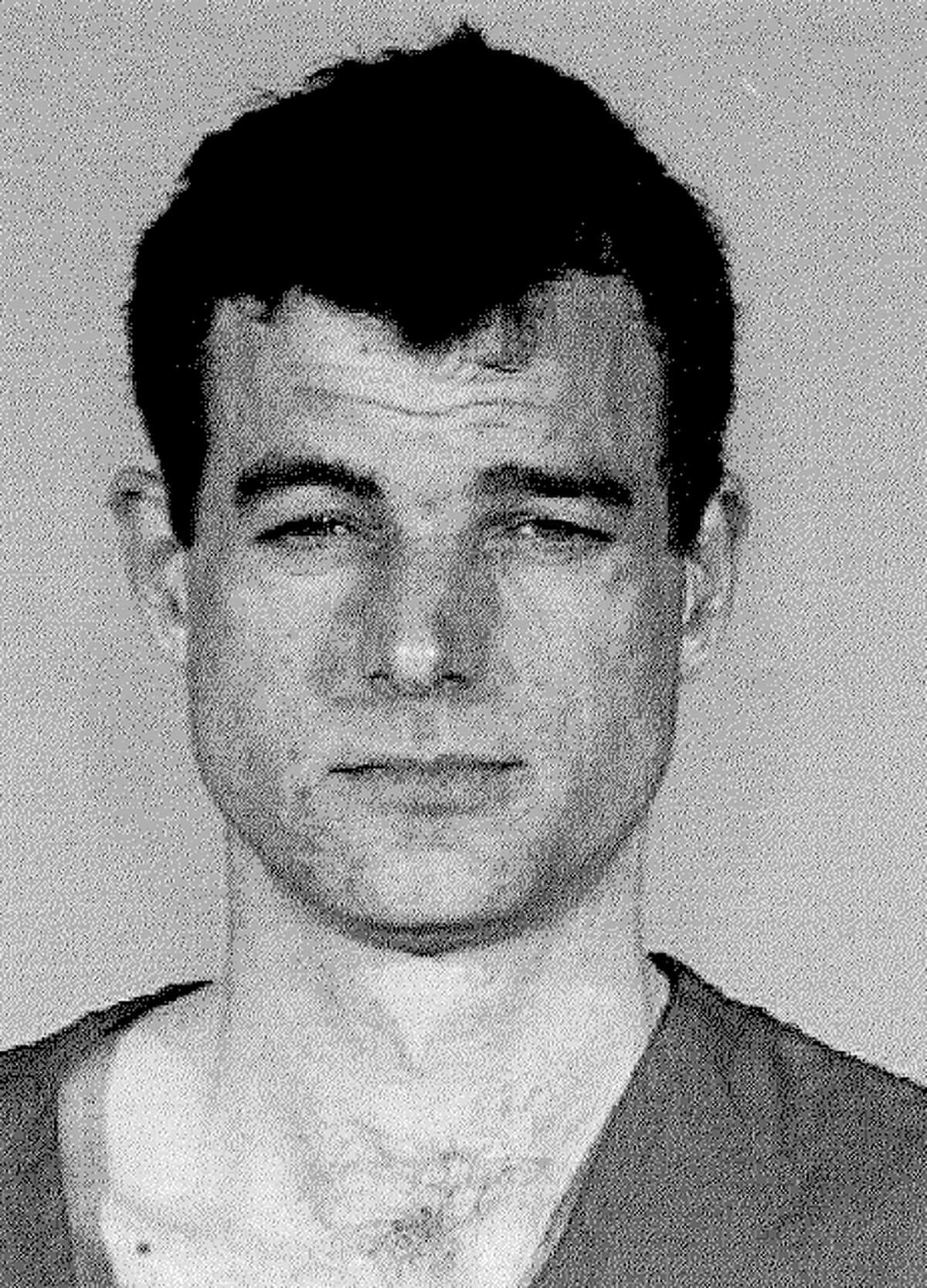 Ian Stawicki, pictured in a City of Seattle booking photo.