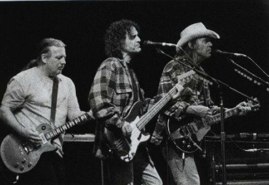 Neil Young and Crazy Horse Photo: Warner Bros