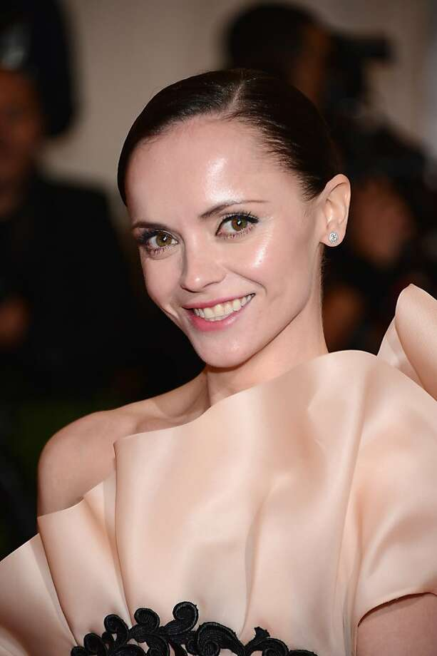 "NEW YORK, NY - MAY 07:  Christina Ricci attends the ""Schiaparelli And Prada: Impossible Conversations"" Costume Institute Gala at the Metropolitan Museum of Art on May 7, 2012 in New York City.  (Photo by Dimitrios Kambouris/Getty Images) Photo: Dimitrios Kambouris, Getty Images"