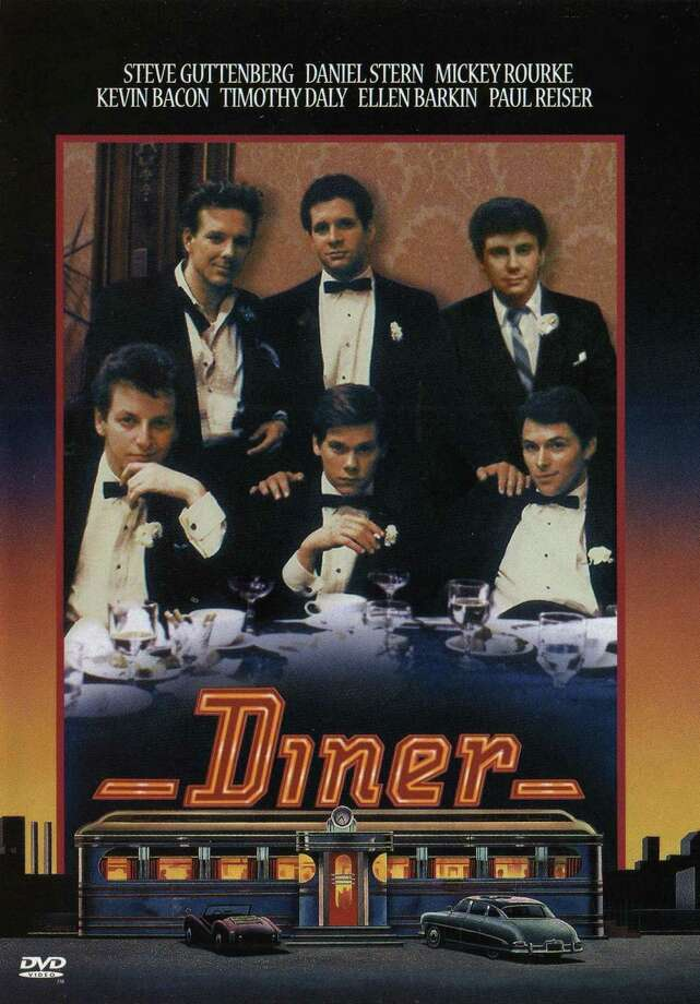 """Director Barry Levinson's film """"Diner,"""" which will screen at the Avon Theatre in Stamford on Tuesday, June 5, was cited by several of Levinson's fans during a tribute to him in Westport, Conn., Wednesday night. Photo: Contributed Photo"""