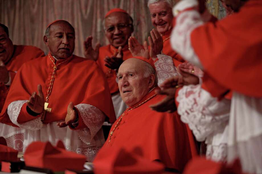 """Michel Piccoli stars as a cardinal who didn't want to be elected pope in """"We Have a Pope."""" Photo: Philippe Antonello / ONLINE_YES"""
