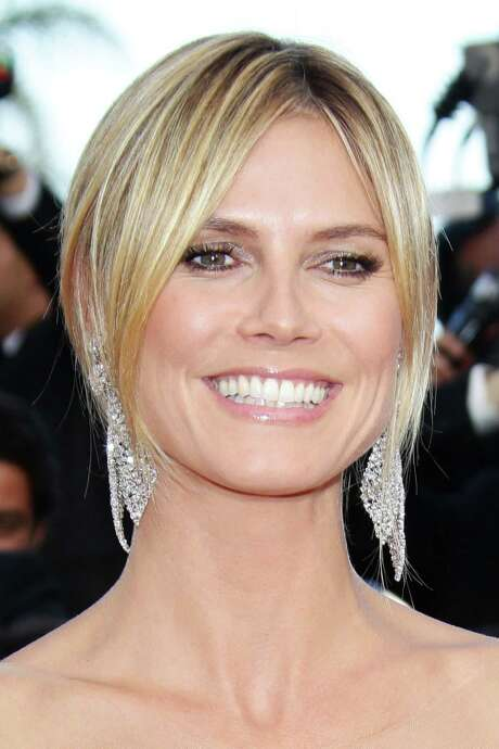 """CANNES, FRANCE - MAY 24:  Heidi Klum attends the """"The Paperboy"""" premiere during the 65th Annual Cannes Film Festival at Palais des Festivals on May 24, 2012 in Cannes, France.  (Photo by Vittorio Zunino Celotto/Getty Images) Photo: Vittorio Zunino Celotto / 2012 Getty Images"""