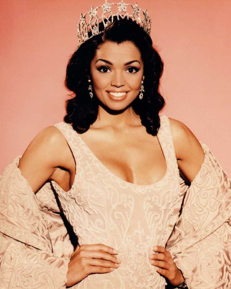 Miss USA 1995Chelsi Smith Deer Park, TexasWould later win Miss Universe 1995 Photo: J. Katz