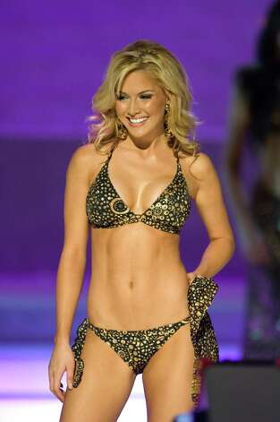 Tara Conner of Kentucky, Miss USA 2006 and just 20 when she won, was at the center of the biggest controversy the pageant has endured when allegations of drug and alcohol abuse and other misbehavior surfaced past the halfway point of her reign. Pageant owner Donald Trump decided to give her a second chance, and she served out the remainder of her time as Miss USA in rehab and counseling. Photo: DARREN DECKER, HO / MISS UNIVERSE L.P., LLLP