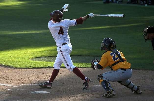 Eric Smith Baseball Stanford Stanford Catcher Eric Smith