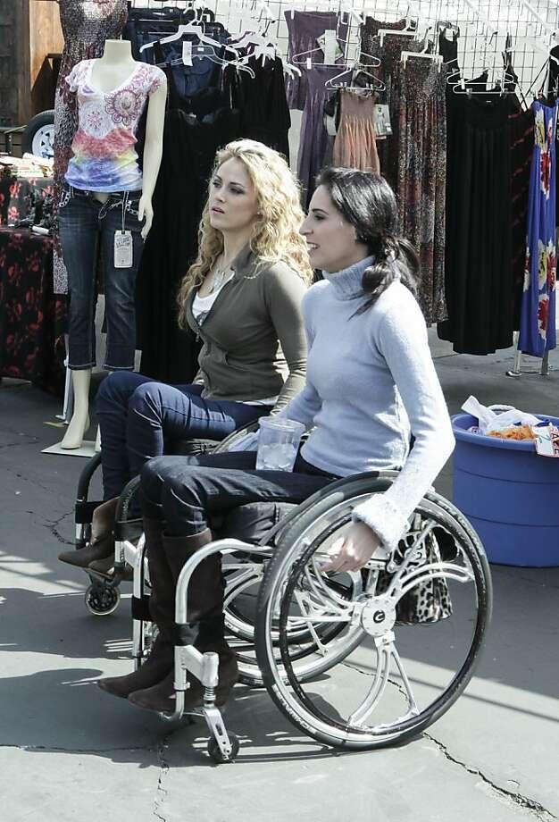 Tiffany adams paraplegic sexual health
