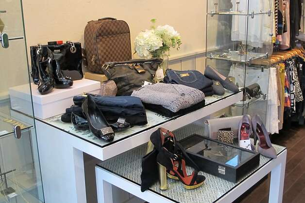 Fillmore & 5th is a new designer consignment concept by Crossroads Trading Co., located at 1775 Union St., SF, between Gough and Octavia. Photo: Fillmore & 5th