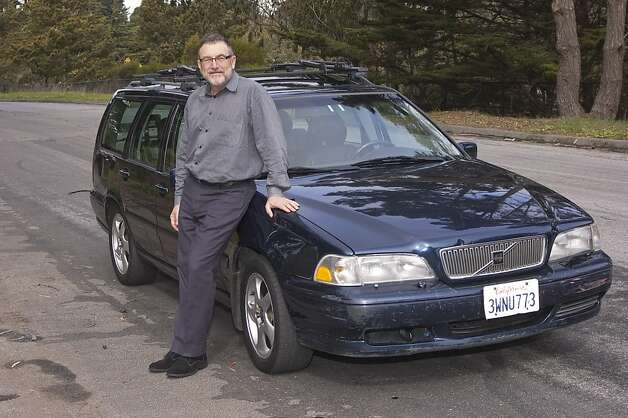 My Ride: Volvo C70 Photo: Stephen Finerty, Photograph By Stephen Finerty -