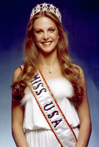 Mary Therese Friel of New York, Miss USA 1979, was 20 when she became Miss USA. Photo: Miss Universe L.P., LLLP