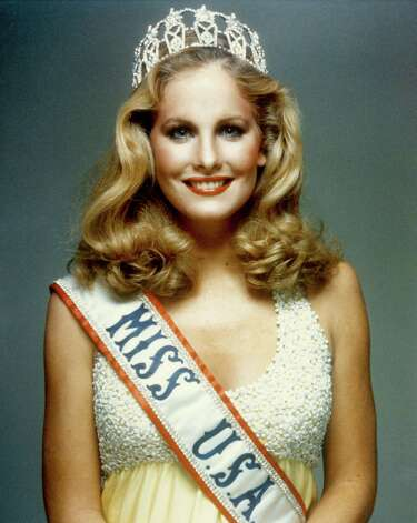 Now, inexplicably, blondes became favored. Judi Anderson, Miss USA 1978, was from Honolulu. Photo: Miss Universe L.P., LLLP