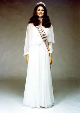 Barbara Peterson of Minnesota was Miss USA 1976. Photo: Miss Universe L.P., LLLP