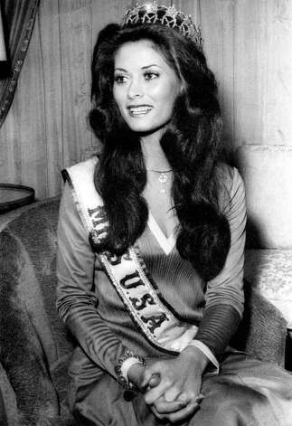 Summer Bartholomew of California was Miss USA 1975. Photo: Miss Universe L.P., LLLP