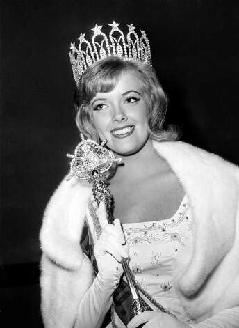 On July 30, 1964, Bobbie Johnson, of Washington, D.C., became Miss USA 1964. Nineteen when she won, Johnson was the first and only woman from Washington, D.C. to win the title of Miss USA until 2002. Photo: Miss Universe L.P., LLLP