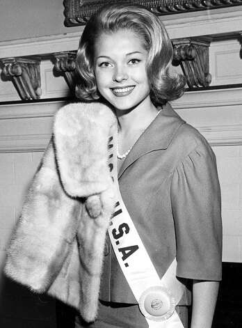 Marite Ozers, Miss USA 1963, was from Chicago. Photo: Miss Universe L.P., LLLP