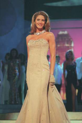 Shawnae Jebbia, Miss Massachusetts USA, also was 26 when she won the title. She went on to modest fame as a fitness show host on ESPN. Photo: Miss Universe L.P., LLLP