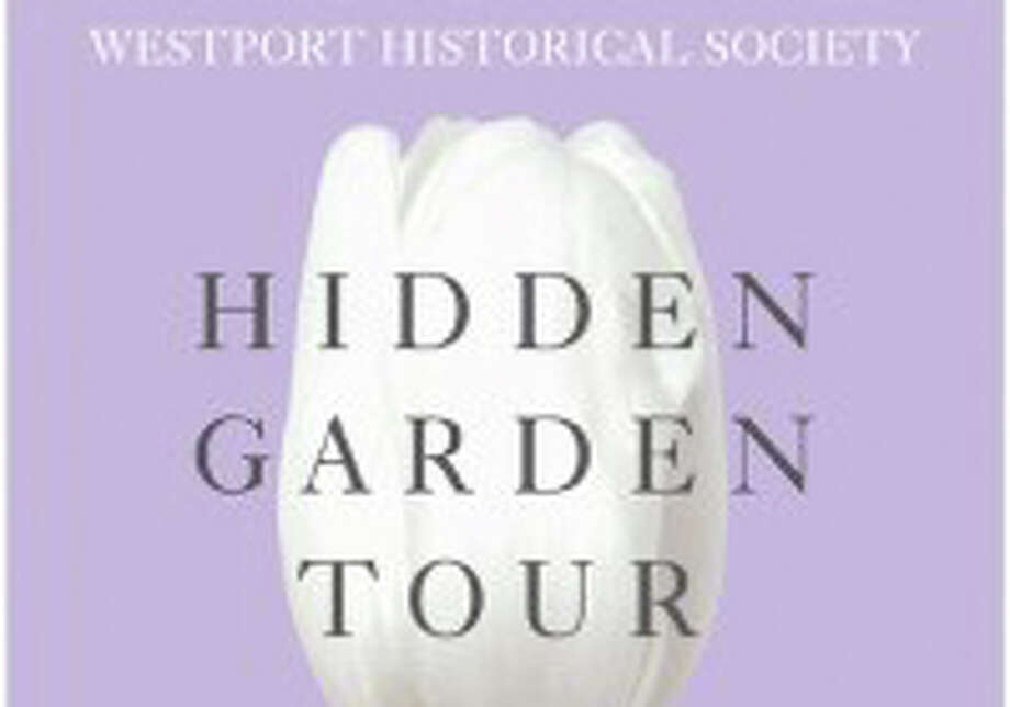 The 21st annual Hidden Garden Tour sponsored Sunday by the Westport Historical Society also features a Garden Marketplace on Veterans Green and Toast the Tour After Party. Photo: Contributed Photo / Westport News contributed
