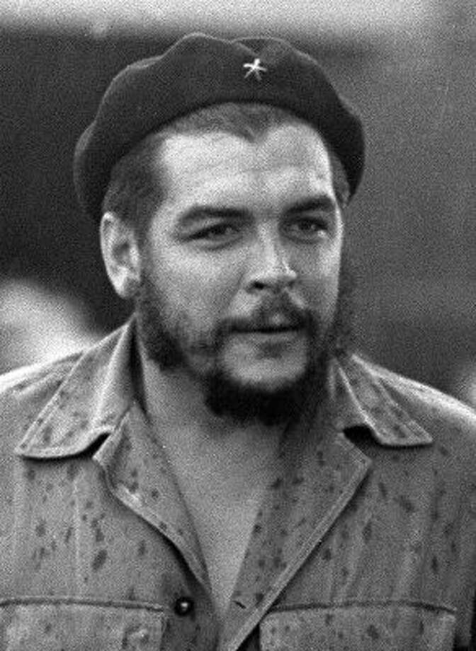 ERNESTO: Ernesto 'Che' Guevara, an Argentine Marxist revolutionary who fought with Fidel Castro in Cuba, is pictured in 1962. (AP file)