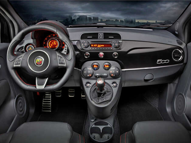 2012 Fiat 500 Arbath (photo courtesy Fiat)