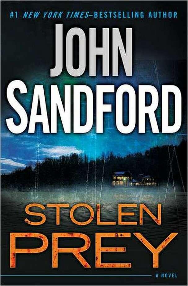 """Stolen Prey"" by John Sandford Photo: Xx"