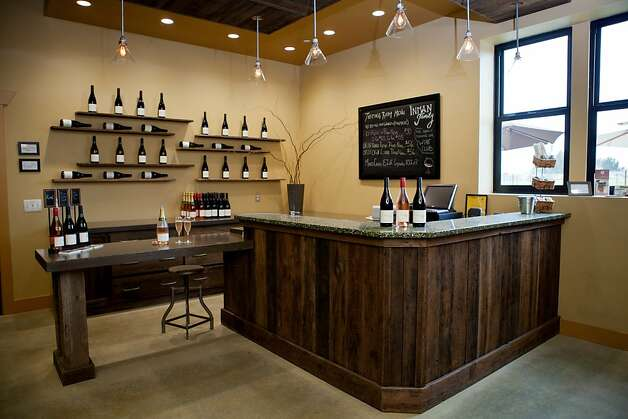 The Inman Family Wines tasting room. Photo: Sara Sanger, Special To The Chronicle