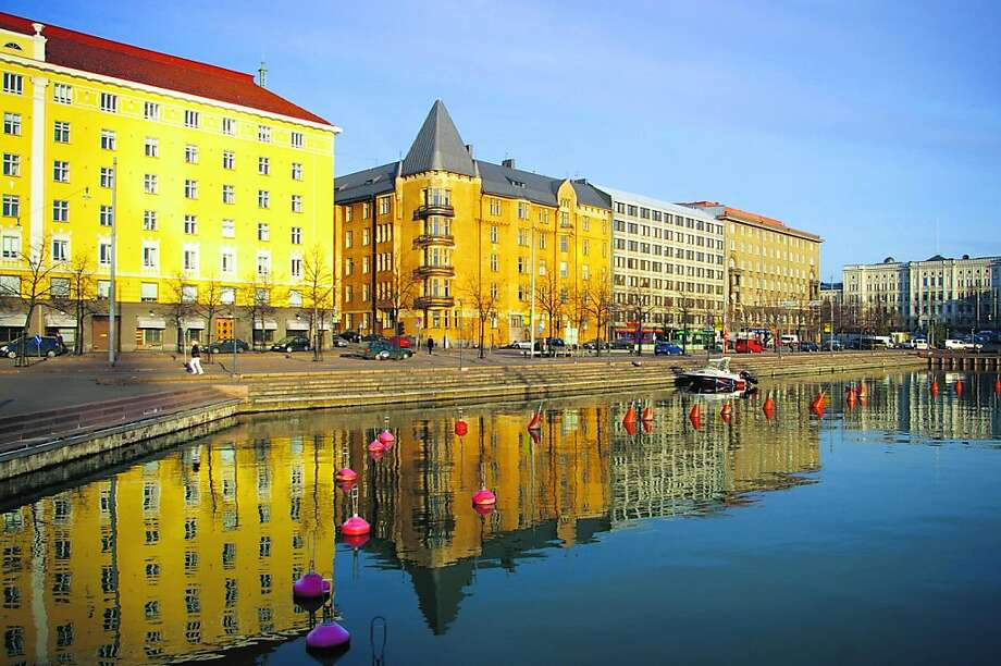Helsinki has 600 buildings constructed from the 1890s to 1910s in an Art Nouveau style known locally as Jugend. Photo: VisitFinland.com