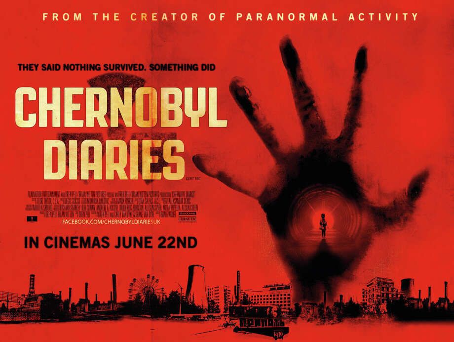 """Chernobyl Diaries,"" a new horror film, is playing in area theaters. Photo: Contributed Photo / Westport News contributed"