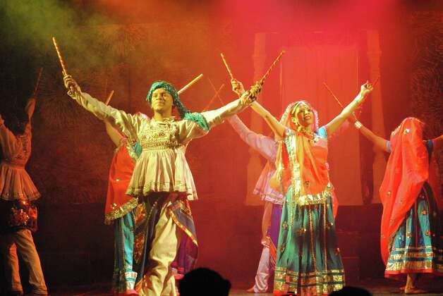 The Palace Theatre in Stamford, Conn., will soon be the scene of Indian cultural tradition when the songs and dances from that country's Gujarat state are featured during a more than two-hour performance, 	 'Songs and Dances from Gujarat,' which is being presented by Presented by the Namaskaar Foundation and the Gujarati Association of Connecticut, will begin at 4:30 p.m., Sunday, June 10, 2012. For more information about tickets or the show, visit www.scalive.org. Photo: Contributed Photo