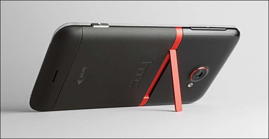 El nuevo Evo 4G LTE de Sprint: tiene varias ventajas y también detalles que pulir para convencer del todo. Photo: HTC