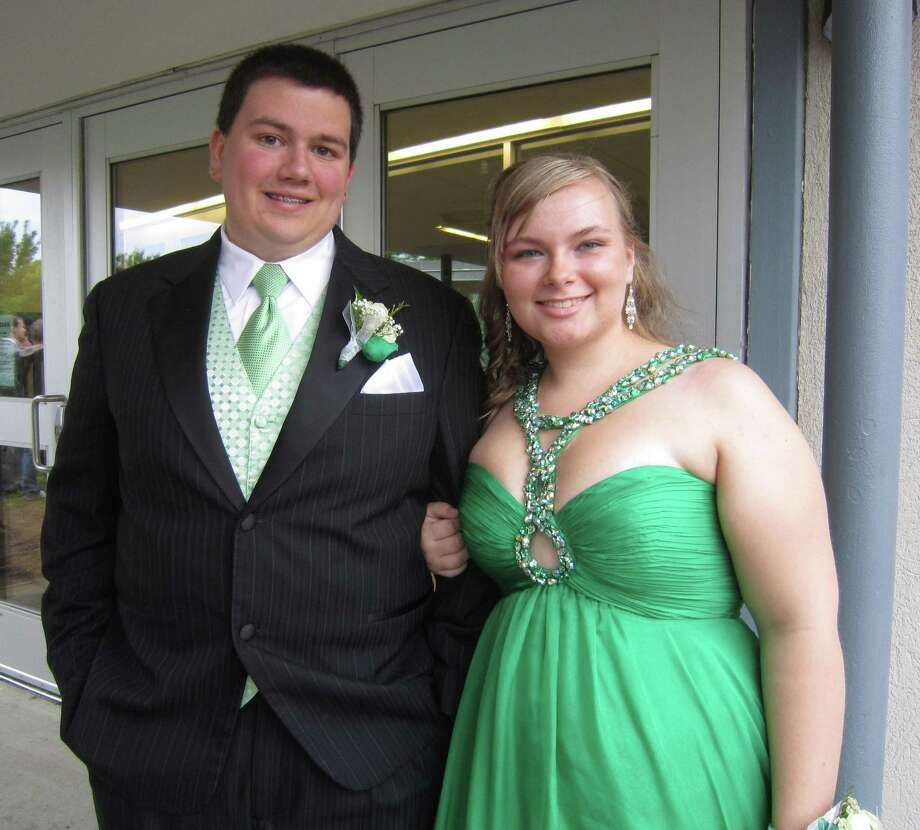 Were you Seen at Mohonasen Senior Ball on June, 1, 2012? Photo: Jennifer O'Connor