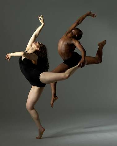Photo #3 credit: Alison Hurley, Jarrod Mayo, Savage Jazz Dance Company; photo by Mark Kitaoka Photo: Mark Kitaoka