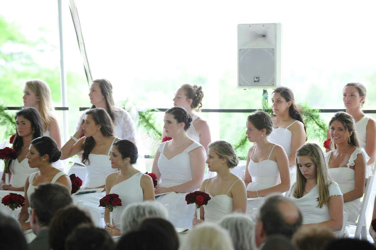 Convent of the Sacred Heart Graduation, Greenwich, Friday, June 1, 2012.